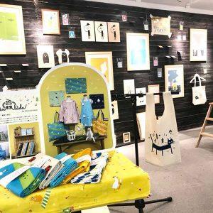 「井上たつや展 in ART Lab OMM」開催します。