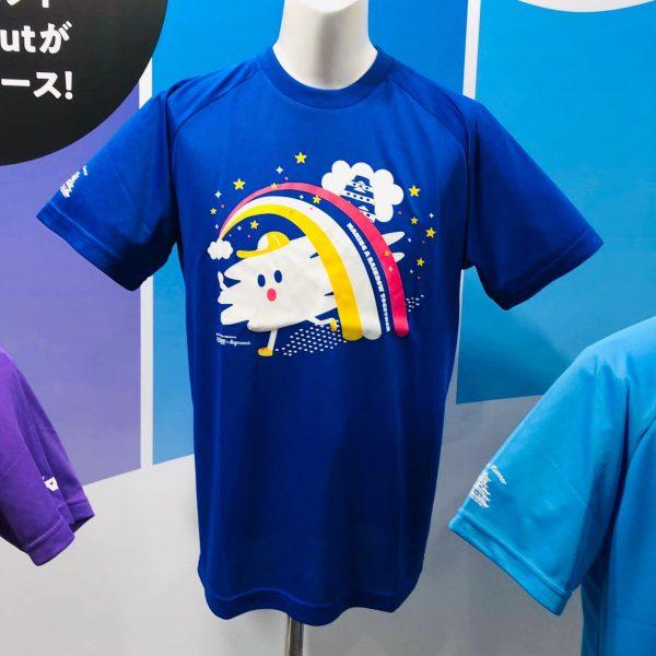 大阪マラソン2019 なないろチャリティTシャツ